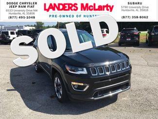 2018 Jeep Compass Limited | Huntsville, Alabama | Landers Mclarty DCJ & Subaru in  Alabama