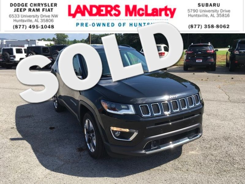 2018 Jeep Compass Limited | Huntsville, Alabama | Landers Mclarty DCJ U0026  Subaru In Huntsville