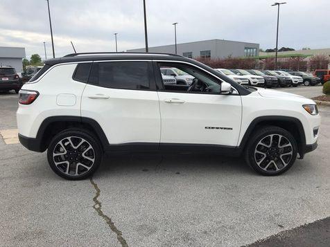 2018 Jeep Compass Limited   Huntsville, Alabama   Landers Mclarty DCJ & Subaru in Huntsville, Alabama