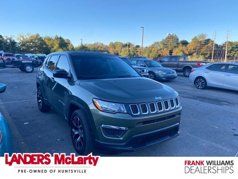 2018 Jeep Compass Sport   Huntsville, Alabama   Landers Mclarty DCJ & Subaru in Huntsville Alabama