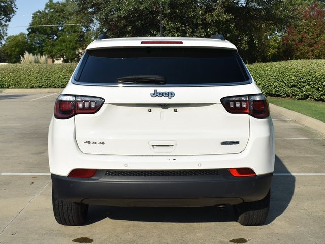 2018 Jeep Compass Latitude in McKinney, Texas 75070