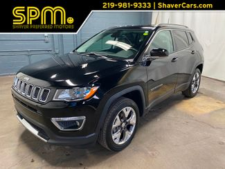 2018 Jeep Compass Limited in Merrillville, IN 46410