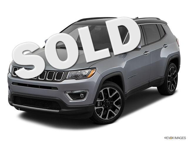 2018 Jeep Compass Limited Minden, LA