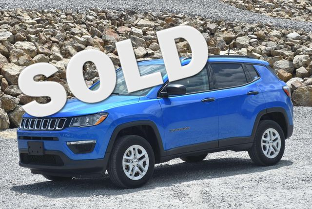 2018 Jeep Compass Sport Naugatuck, Connecticut