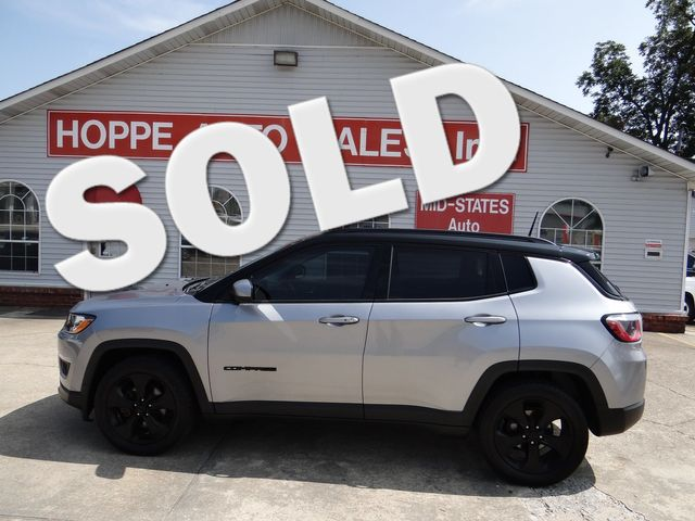2018 Jeep Compass Altitude | Paragould, Arkansas | Hoppe Auto Sales, Inc. in  Arkansas