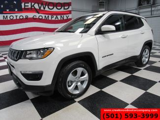 2018 Jeep Compass Latitude 1 Owner White Backup Camera Low Miles in Searcy, AR 72143