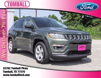 2018 Jeep Compass Latitude in Tomball, TX 77375