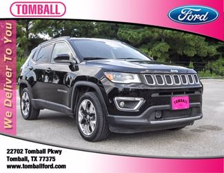 2018 Jeep Compass Limited in Tomball, TX 77375