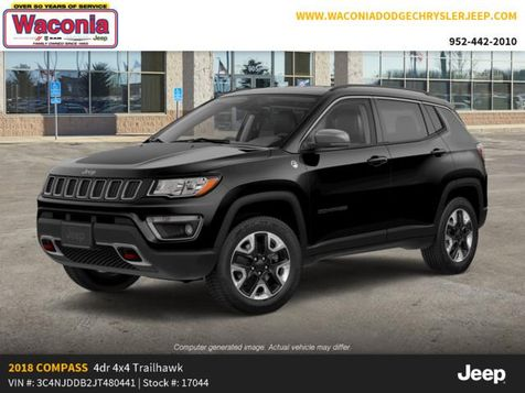 2018 Jeep Compass Trailhawk in Victoria, MN