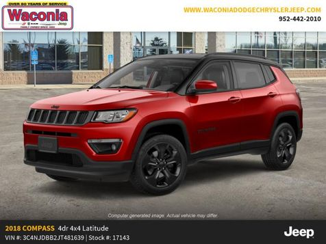 2018 Jeep Compass Altitude in Victoria, MN