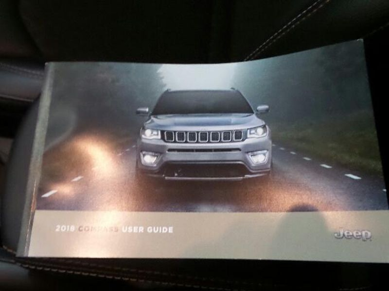 2018 Jeep Compass Latitude  in Victoria, MN