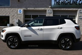 2018 Jeep Compass Trailhawk Waterbury, Connecticut 3