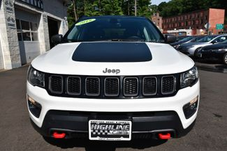 2018 Jeep Compass Trailhawk Waterbury, Connecticut 8