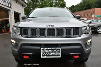 2018 Jeep Compass Trailhawk Waterbury, Connecticut 9