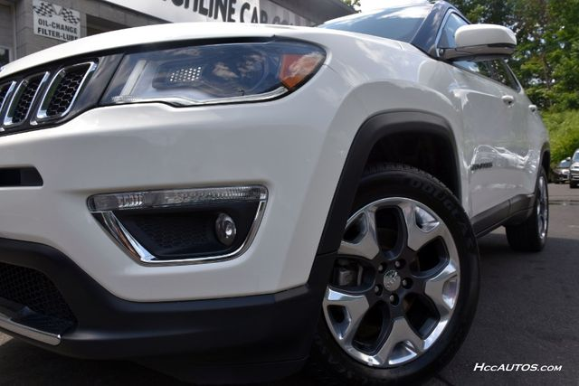2018 Jeep Compass Limited Waterbury, Connecticut 11