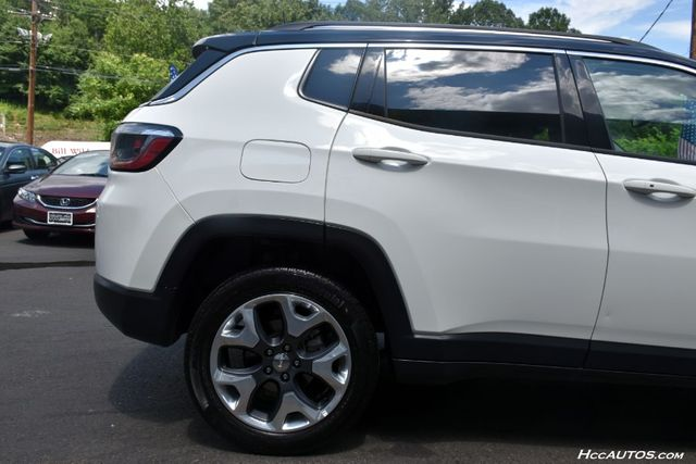 2018 Jeep Compass Limited Waterbury, Connecticut 16