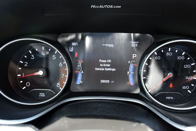 2018 Jeep Compass Limited Waterbury, Connecticut 31
