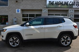 2018 Jeep Compass Limited Waterbury, Connecticut 3