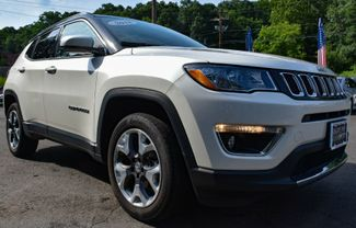 2018 Jeep Compass Limited Waterbury, Connecticut 8