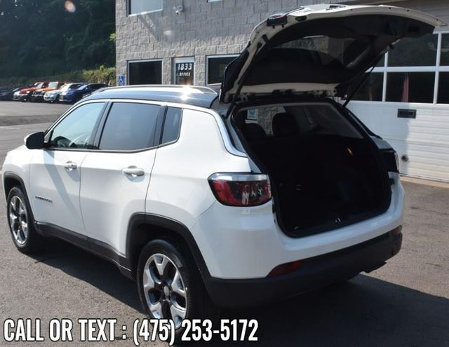2018 Jeep Compass Limited Waterbury, Connecticut 15