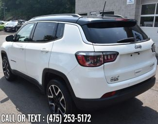2018 Jeep Compass Limited Waterbury, Connecticut 2