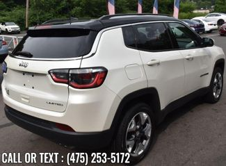 2018 Jeep Compass Limited Waterbury, Connecticut 4