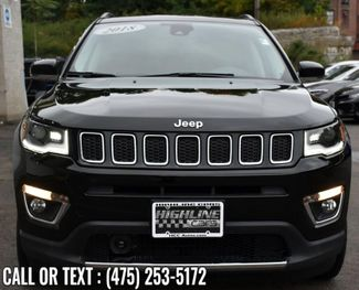2018 Jeep Compass Limited Waterbury, Connecticut 7