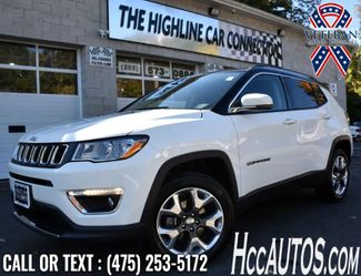 2018 Jeep Compass Limited Waterbury, Connecticut