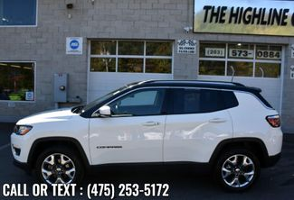 2018 Jeep Compass Limited Waterbury, Connecticut 1