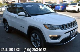 2018 Jeep Compass Limited Waterbury, Connecticut 6