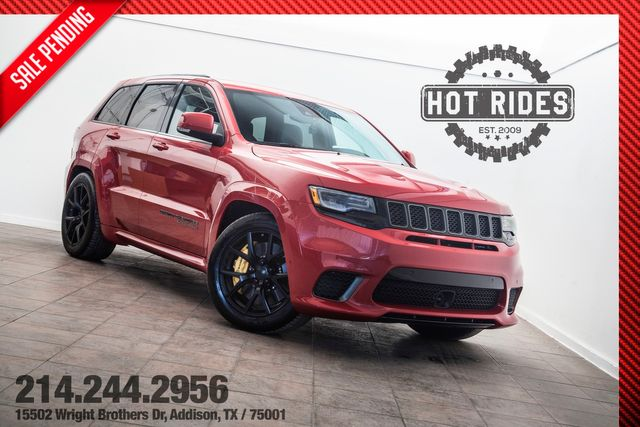 2018 Jeep Grand Cherokee Trackhawk Fully Built 1000-HP in Addison, TX 75001
