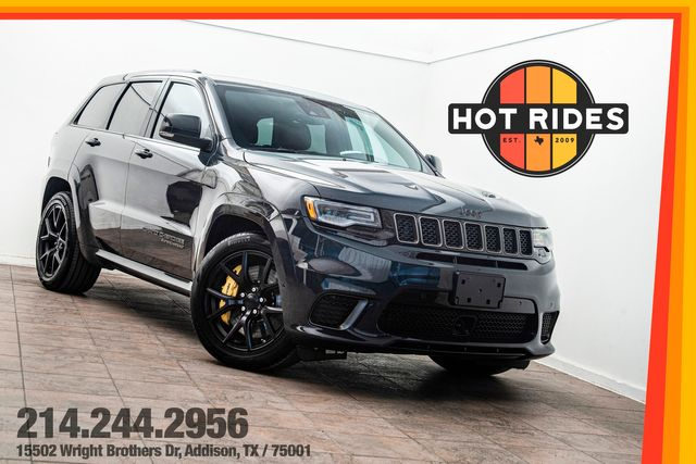 2018 Jeep Grand Cherokee Trackhawk W/ Upgrades 800hp