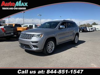 2018 Jeep Grand Cherokee Summit in Albuquerque, New Mexico 87109
