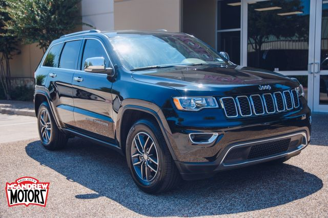 2018 Jeep Grand Cherokee Limited in Arlington, Texas 76013