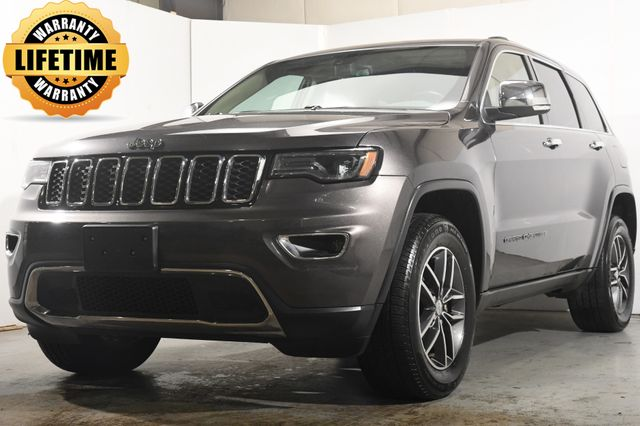 2018 Jeep Grand Cherokee Limited w/ Nav/ Sunroof/ Cooled Seats