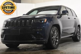 2018 Jeep Grand Cherokee High Altitude II Blind Spot Safety Tech in Branford, CT 06405