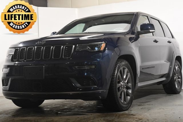 2018 Jeep Grand Cherokee High Altitude II Blind Spot Safety Tech
