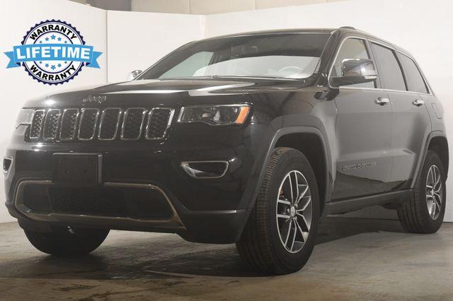 2018 Jeep Grand Cherokee Limited w/ Blind Spot / Nav