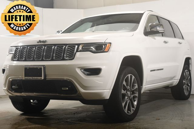 2018 Jeep Grand Cherokee Overland w/ Safety Tech