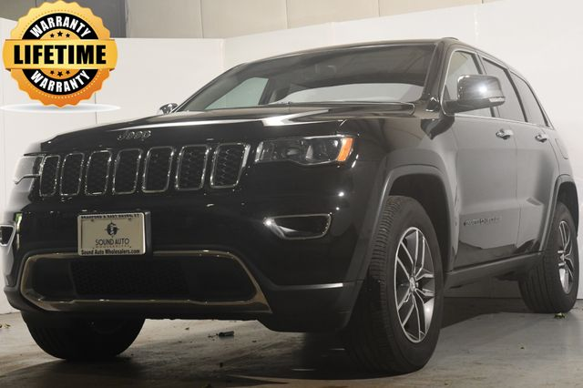 2018 Jeep Grand Cherokee Limited Blind Spot/ Safety Tech