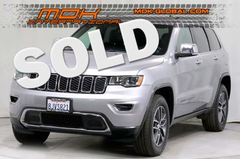 2018 Jeep Grand Cherokee Limited - Turbo Diesel - 4WD - Navigation in Los Angeles