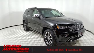 2018 Jeep Grand Cherokee Overland in Carrollton, TX 75006
