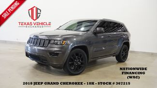 2018 Jeep Grand Cherokee Altitude 4X4 ROOF,NAV,HTD LTH,BLK 20'S,18K in Carrollton, TX 75006