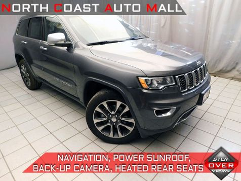 2018 Jeep Grand Cherokee Limited in Cleveland, Ohio