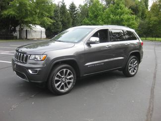 2018 Sold Jeep Grand Cherokee Limited Conshohocken, Pennsylvania 1