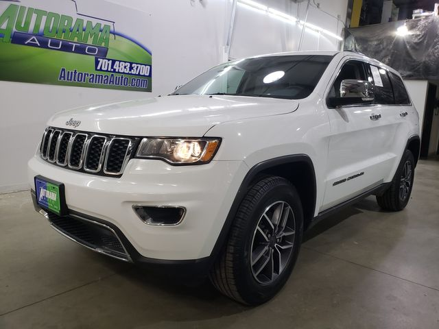 2018 Jeep Grand Cherokee Limited Warranty in Dickinson, ND 58601