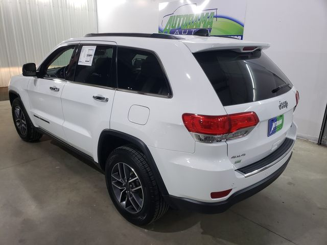 2018 Jeep Grand Cherokee Limited in Dickinson, ND 58601