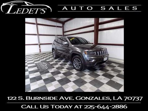 2018 Jeep Grand Cherokee Limited - Ledet's Auto Sales Gonzales_state_zip in Gonzales, Louisiana