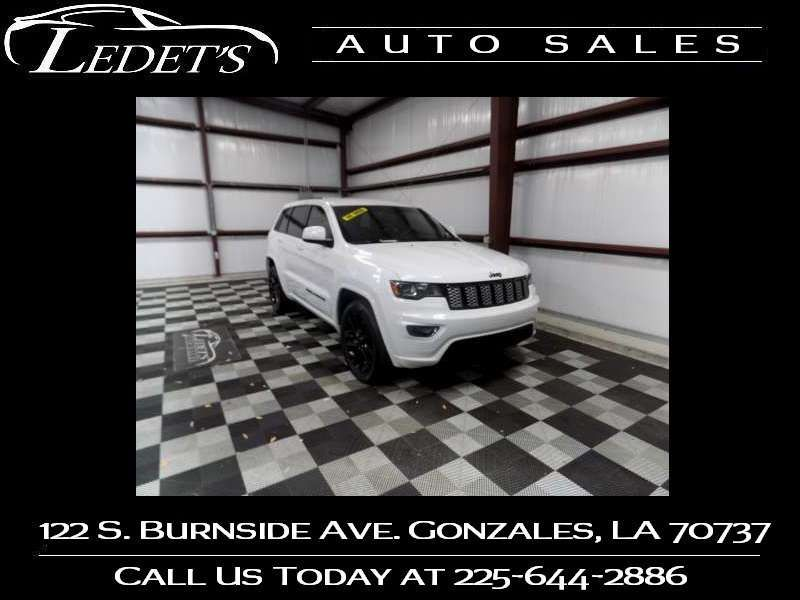 2018 Jeep Grand Cherokee Altitude - Ledet's Auto Sales Gonzales_state_zip in Gonzales Louisiana