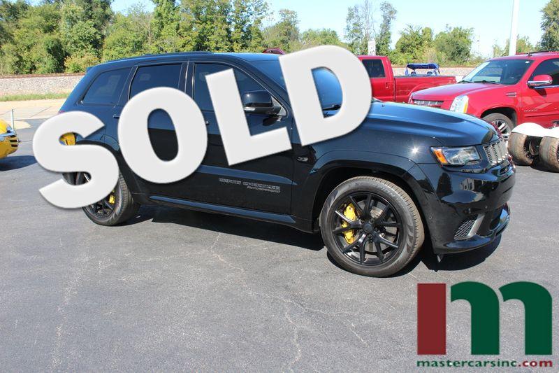 2018 Jeep Grand Cherokee Trackhawk | Granite City, Illinois | MasterCars Company Inc. in Granite City Illinois